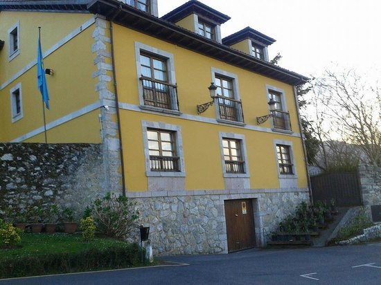 La Arquera Hotel: Exterior del hotel