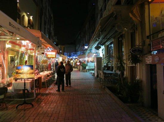 Fuego Restaurant: Район ресторана