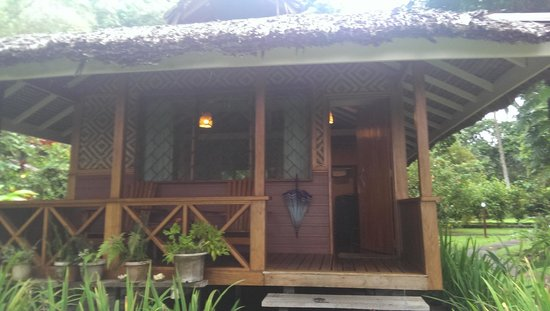 Walindi Plantation Resort: Bungalow