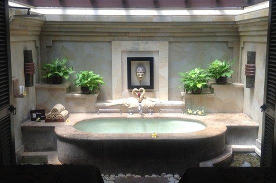 Pan Pacific Nirwana Bali Resort: Spa indulgence.