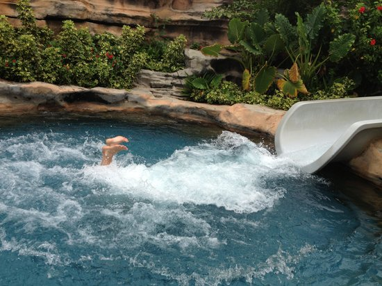 Pan Pacific Nirwana Bali Resort: Kids can't have all the fun!