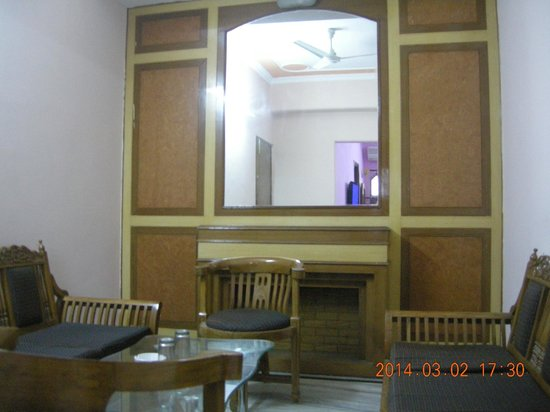 Metro City Hotel: Attached Room