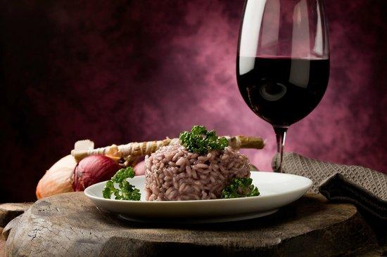 Hotel Del Parco Ristorante Loris: Un buon primo piatto