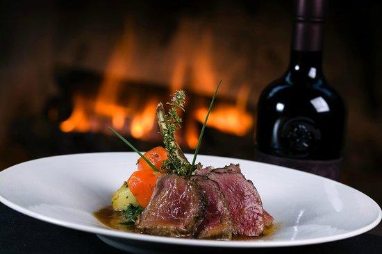 """Hotel Del Parco Ristorante Loris: Mangiare con """"gusto"""""""