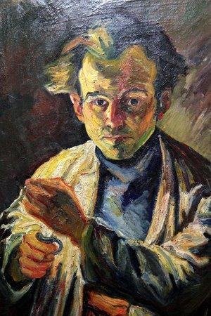 Nedbalka Gallery: Uspavanka by Gustav Mally (1930s)