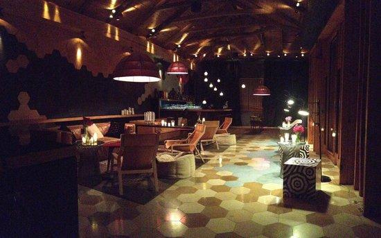 Hotel b¨o: Bossa y Jazz en el Lobby super cozy-