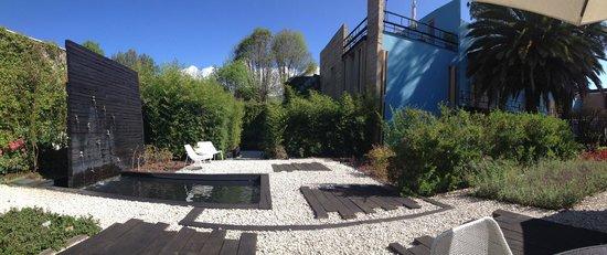 Hotel b¨o: Garden Suite
