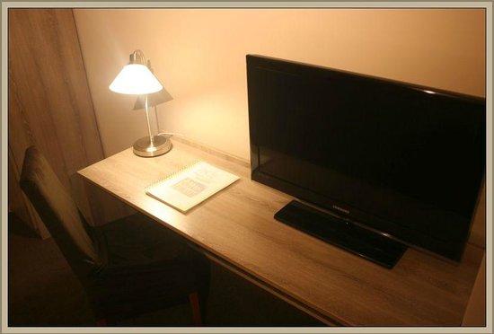 Hotel Old Dutch Bergen op Zoom: Info desk