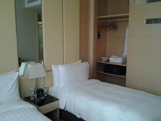 Dorsett Singapore: Room -1