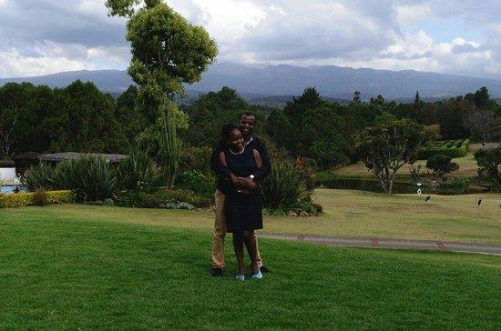 Fairmont Mount Kenya Safari Club: Good times