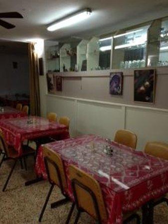 St. Thomas Home: la sala colazione