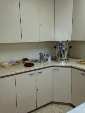 St. Thomas Home: sala colazione