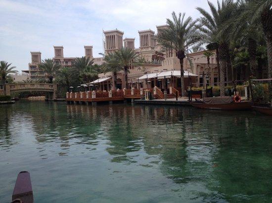 Jumeirah Dar Al Masyaf at Madinat Jumeirah: Abra tour