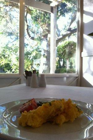 Jacobs Creek Retreat: Breakfast