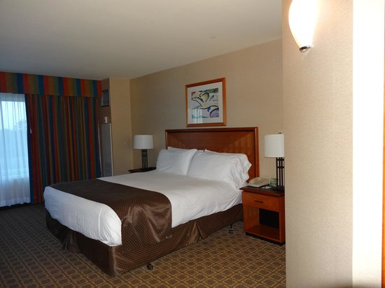 Delta Downs Hotel & Casino: Sleep Here