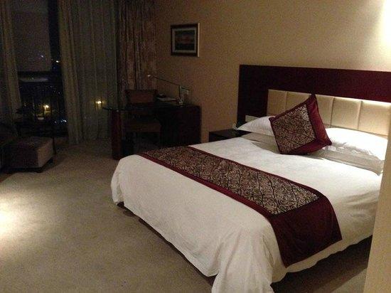 Geshan Pinyue Hotel: номер
