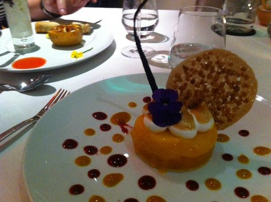 Sofitel Biarritz Le Miramar Thalassa sea & spa: un dessert plaisir