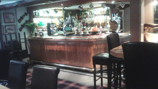 The Dalesman Country Inn: Quality Bar