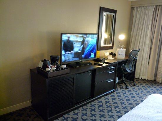 Hilton Garden Inn Times Square: Room