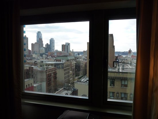 Hilton Garden Inn Times Square: View