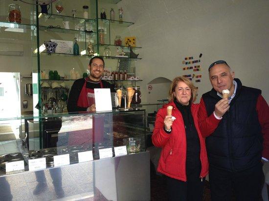 I vizi degli angeli laboratorio di gelateria artigianale : il gelato