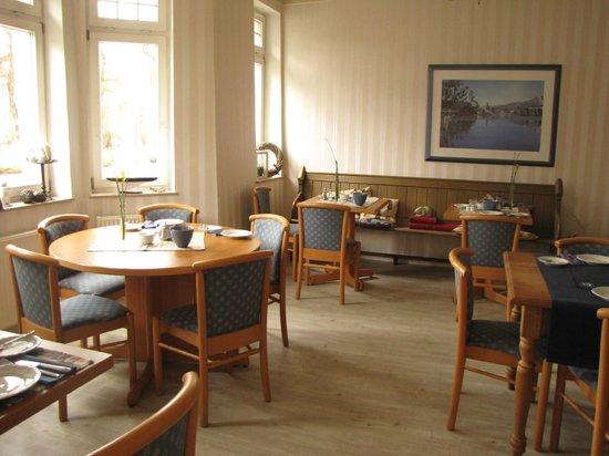 Hotel Willert: Frühstücksraum