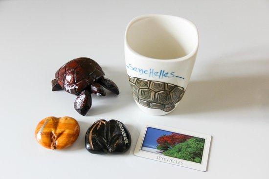 Victoria Market : Souvenirs from Seychelles
