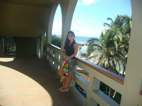 Bahia Othon Palace : Linda paisagem