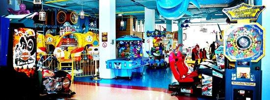 Motel No. 5: детский развлекательный центр