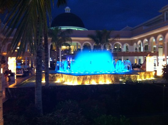 Gran Melia Palacio de Isora Resort & Spa: fontaine