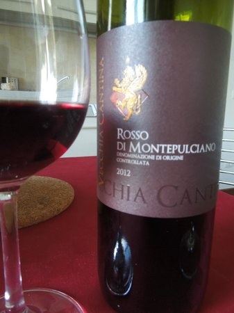 La Compagnia del Chianti: Chianti wine available in New Zealand too