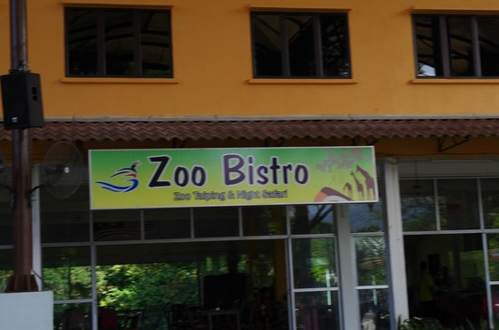 Zoo Taiping & Night Safari: A convenience Shop at the Entrance of the Zoo