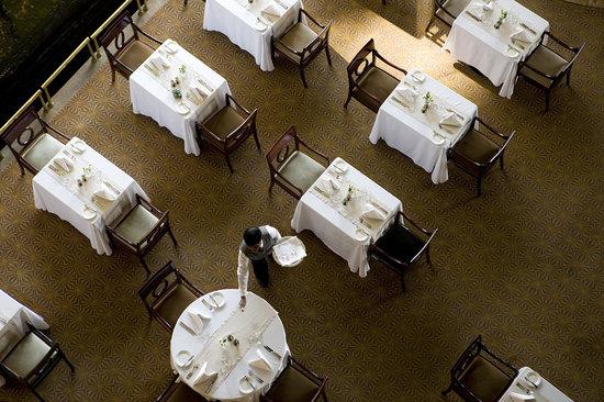 InterContinental Johannesburg Sandton Towers: Restaurant