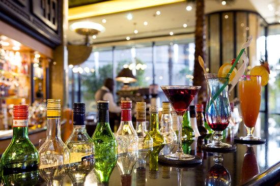 InterContinental Johannesburg Sandton Towers: Bar