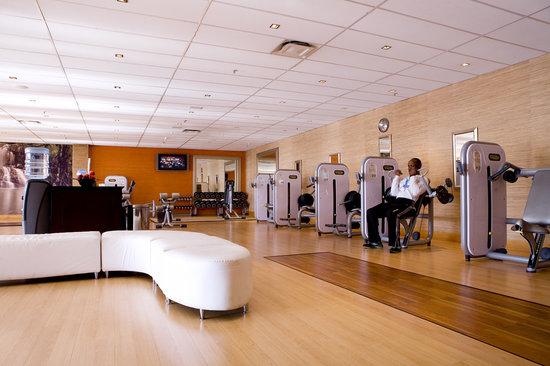 InterContinental Johannesburg Sandton Towers: Gym