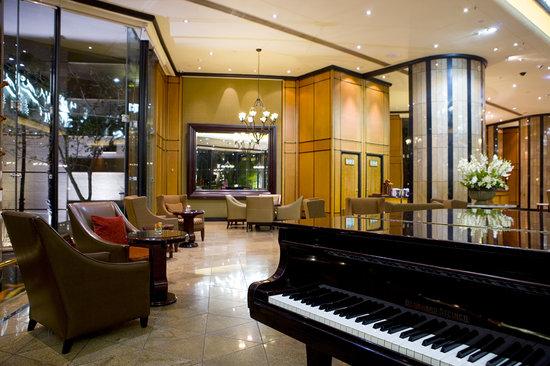 InterContinental Johannesburg Sandton Towers: Lobby
