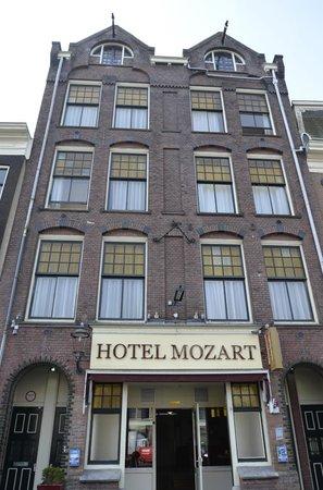 Mozart Hotel: Hotel Mozart