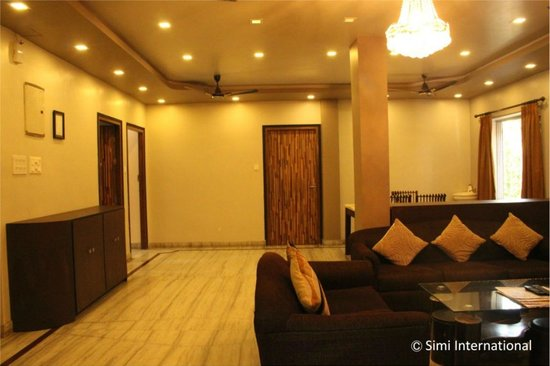 Simi International - The Executive Guest House