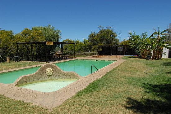 Warmwaterberg Spa : The Pools