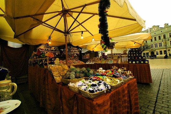 Marktplatz (Rynek Główny): Kiermasz Świąteczny