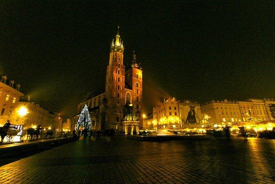 Marktplatz (Rynek Główny): Rynek Bazylika Mariacka