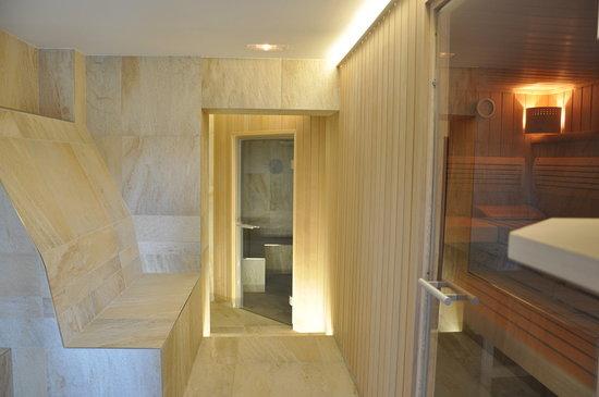 Le Relais du Ried Hotel - Restaurant et Spa : le spa
