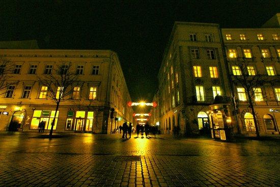 Marktplatz (Rynek Główny): Ul.Szewska