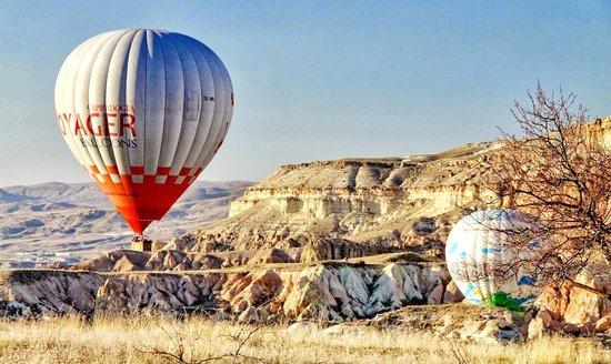 Cappadocia Voyager Balloons : Kapadokya
