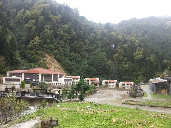 Ridos Thermal Hotel & Spa: الشقق ومكان المسبح
