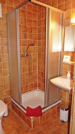Scottish Highlander Guesthouse: Bad mit Dusche/WC