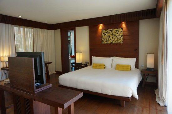 Paresa Resort Phuket : The bedroom
