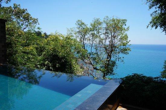Paresa Resort Phuket : Room private pool