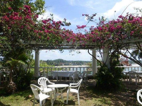 Closenberg Hotel: Un jardin de charme