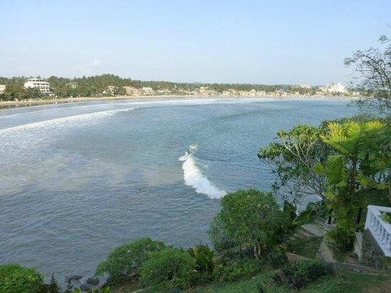 Closenberg Hotel: Les surfers à Galle